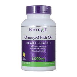 Omega-3 Fish Oil 1000 mg (60 softgels)