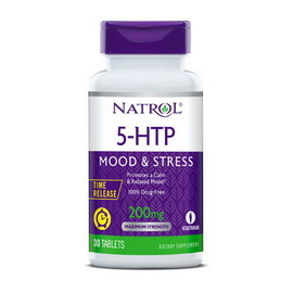 5-HTP Time Release 200 mg (30 tabs)