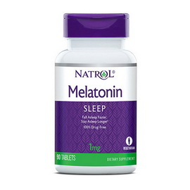 Melatonin 1 mg (90 tabs)