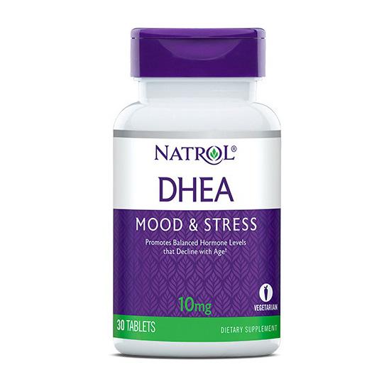 DHEA 10 mg (30 tabs)