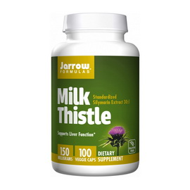 Milk Thistle 150 mg (100 veg caps)