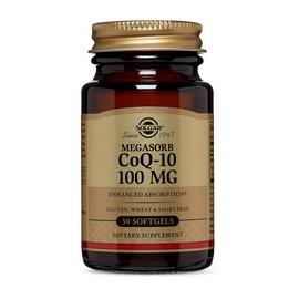 CoQ-10 100 mg (30 softgels)