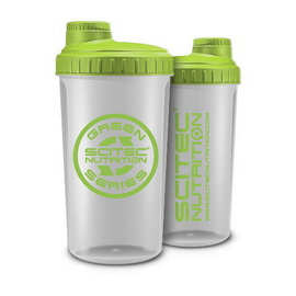 Shaker Scitec Nutrition Green Series (700 ml)