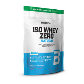 Iso Whey Zero Natural (500 g)