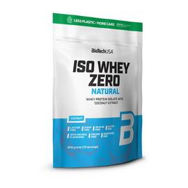 Iso Whey Zero Natural (1,816 kg)
