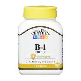 B-1 100 mg (110 tabs)