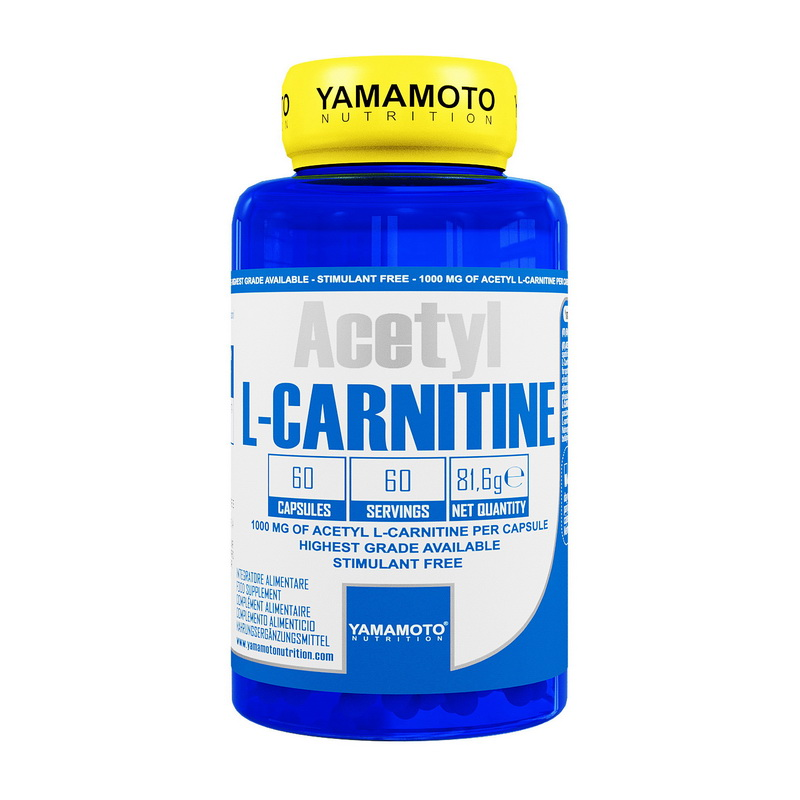 Acetyl L-Carnitine (60 caps)