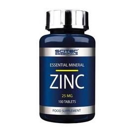 Zinc 25 mg (100 tabs)