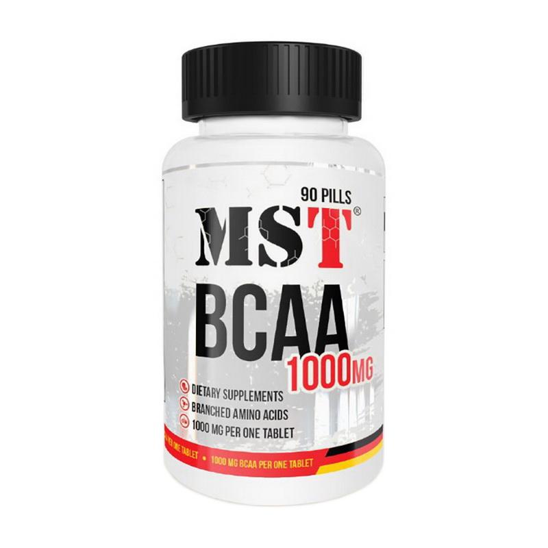 BCAA 1000 mg (90 pills)