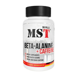 Beta-Alanine + Caffeine (90 pills)