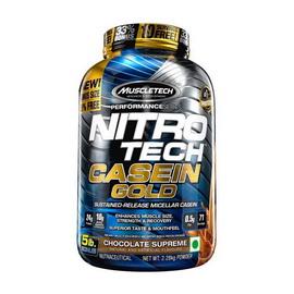 Nitro Tech Casein Gold (2,28 kg)