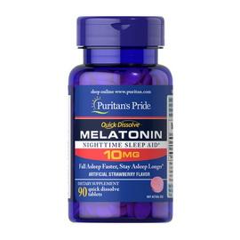 Quick Dissolve Melatonin 10 mg (90 tabs)