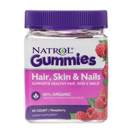 Gummies Hair, Skin & Nails (90 gummies)