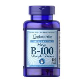 Mega B-100 Time Release (100 caplets)