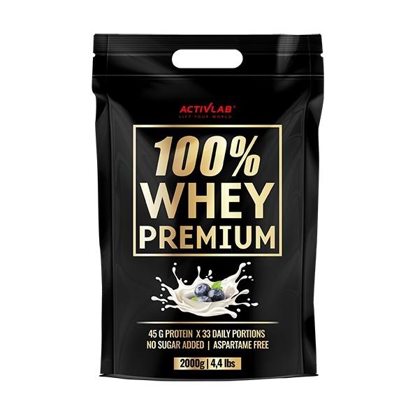 100% Whey Premium (2 kg)