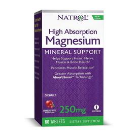 Magnesium High Absorption 250 mg (60 tabs)
