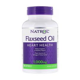 Flaxseed Oil 1000 mg (90 softgels)