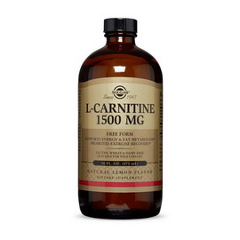 L-Carnitine 1500 mg (473 ml)