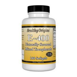 Vitamin E-400 (180 softgels)