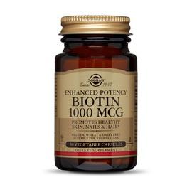 Biotin 1000 mcg (50 veg caps)