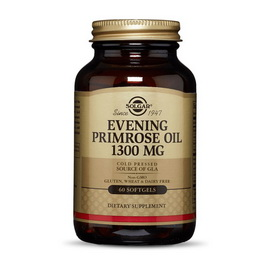 Evening Primrose Oil 1300 mg (60 softgels)