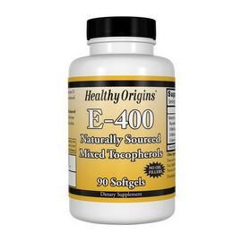 Vitamin E-400 (90 softgels)
