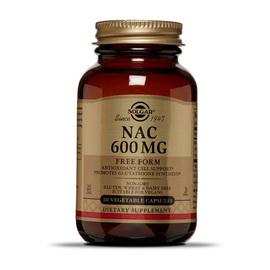 NAC 600 mg (60 veg caps)