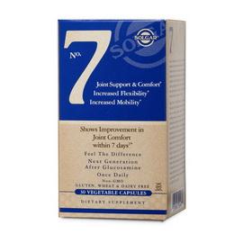 №7 Joint Support & Comfort (30 veg caps)