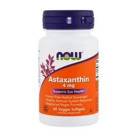 Astaxanthin 4 mg (60 veg softgels)