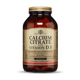 Calcium Citrate with Vitamine D3 (240 tabs)