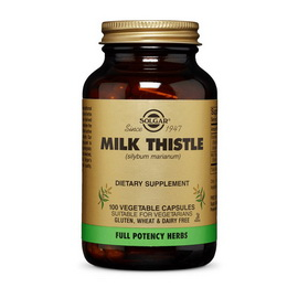 Milk Thistle (100 veg caps)