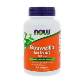 Boswellia Extract 500 mg (90 softgels)