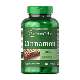Cinnamon 500 mg (200 caps)