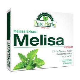 Melisa Premium 320 mg (30 caps)