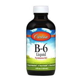 B-6 Liquid Pyridoxine HCI (120 ml)