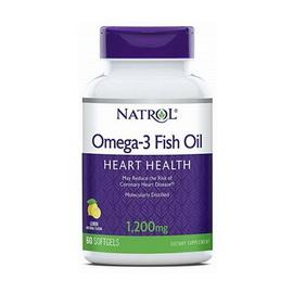 Omega-3 Fish Oil Heart Heath 1200 mg (60 softgels)