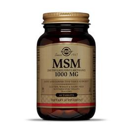 MSM 1000 mg (60 tabs)