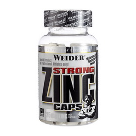Strong Zinc Caps 25 mg (120 caps)