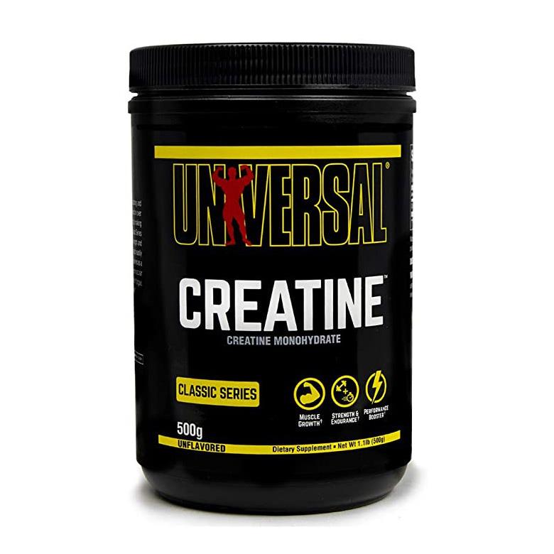 Creatine Powder Unflavored (500 g)