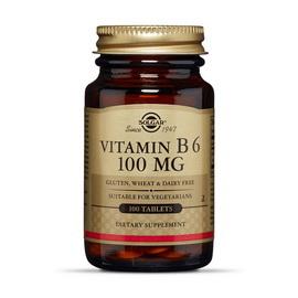 Vitamin B6 100 mg (100 tabs)