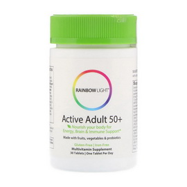 Active Adult 50+ (30 tabs)