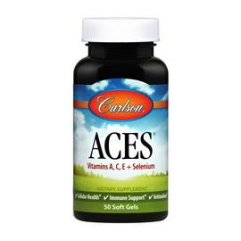 ACES Vitamins A,C,E + Selenium (50 softgels)