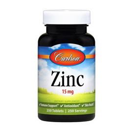 Zinc 15 mg (250 tabs)
