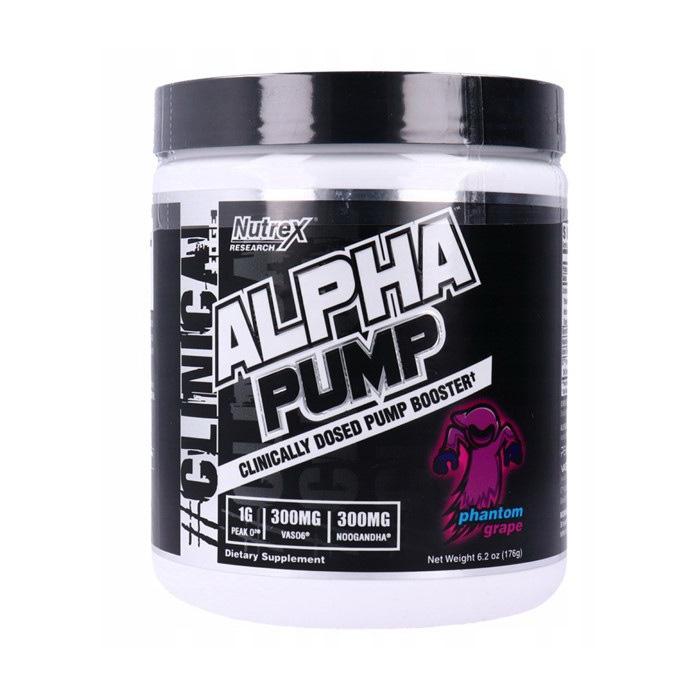 Alpha Pump (176 g)