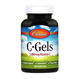 C-Gels 1000 mg (100 softgels)