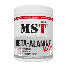Beta-Alanine Raw Unflavored (500 g)