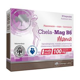 Chela-Mag B6 Mama (30 caps)