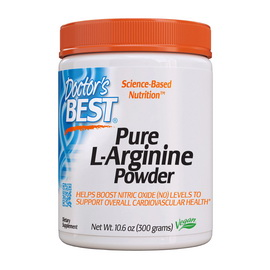 Pure L-Arginine Powder (300 g)