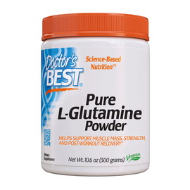 Pure L-Glutamine Powder (300 g)