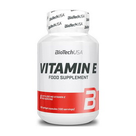 Vitamin E (100 softgel)